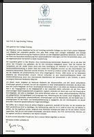 Prof. Krossing nun Mitglied der LEOPOLDINA
